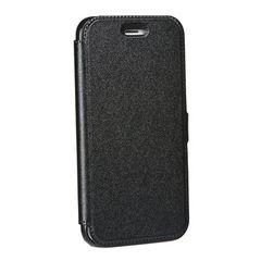 Pouzdro knížka Samsung A605 Galaxy A6 Plus Pocket černé PT