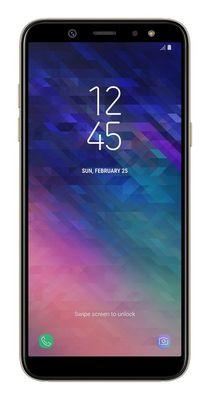 Samsung A600 Galaxy A6 DUAL zlatý