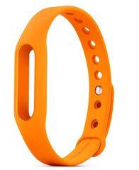 Xiaomi Mi Band 3 fitness náhradní náramek oranžový