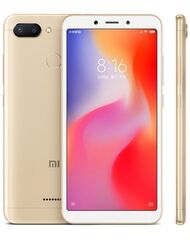 Xiaomi Redmi 6A 16GB zlatý