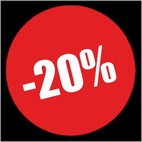 20% sleva na příslušenství na další nákup
