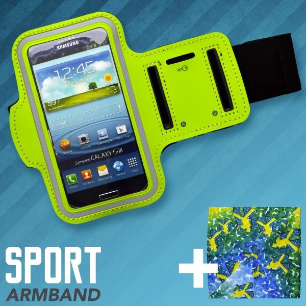 Pouzdro sportovní na rameno 2ML zelené + multifunkční šátek. Zobrazit v plné  velikosti 60e3f2d72c