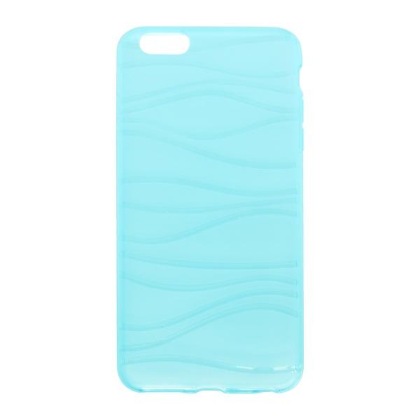 Puzdro gumené Apple iPhone 6 6S Plus modré. Zobrazit v plné velikosti c275e64ffdf