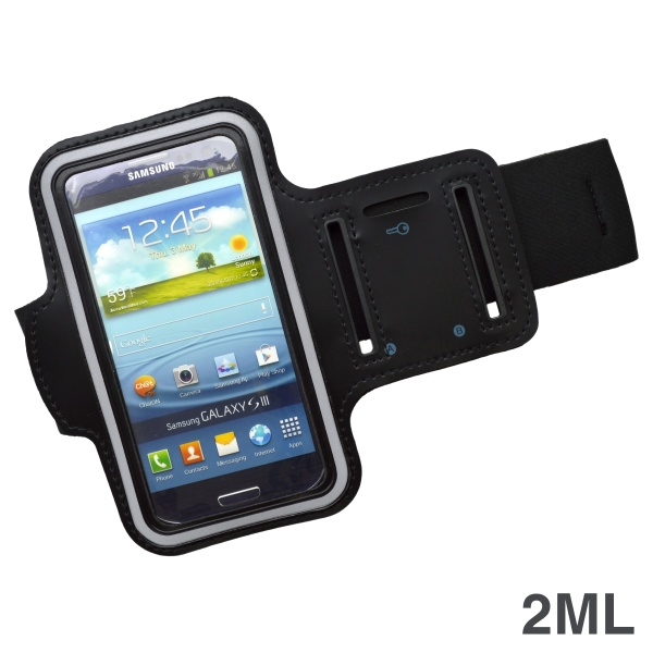 pouzdro sportovní na rameno 2ml černé - Prodej mobilních telefonů a ... 5b9edd1404