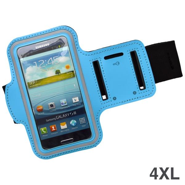 pouzdro sportovní na rameno 4xl modré - Prodej mobilních telefonů a ... 3047ec2684