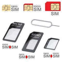 Adapter na SIM 3v1