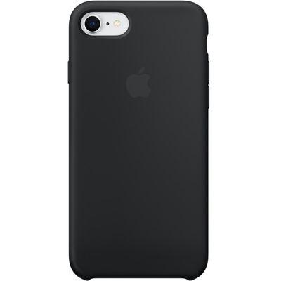Apple pouzdro gumové Apple iPhone 8 Black
