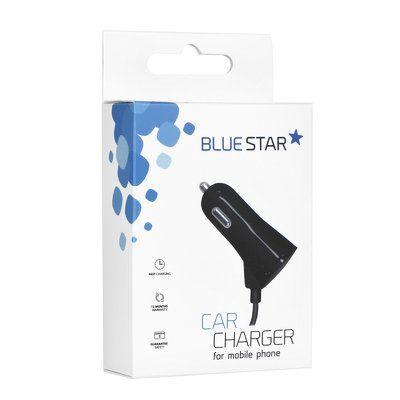 Autonabíječka Blue Star microUSB typ C 3A černá PT