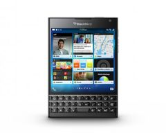 BlackBerry Passport černý