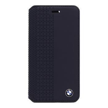 BMW pouzdro knížka Apple iPhone 6/6S BMFLBKP6PEN modré