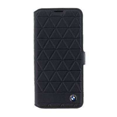 BMW pouzdro knížka Samsung G965 Galaxy S9 Plus BMFLBKS9LHEXBK černé