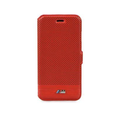 BMW pouzdro knížka Apple iPhone 6/6S BMFLBKPMPERE červené PT