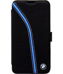 BMW pouzdro knížka Samsung G900 Galaxy S5 BMFLBKS5PIB černé