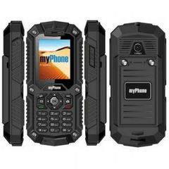 MyPhone Hammer DUAL černý