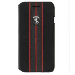 Ferrari pouzdro knížka Apple iPhone 7/8 Plus FEURFLBKI8LBKR černé