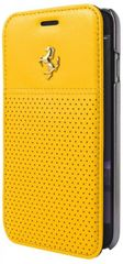Ferrari puzdro knižka Apple iPhone 6/6S FEGTBGFLBKP6YE žlté