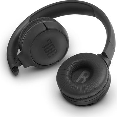 JBL bluetooth headset Tune 500BT 32mm 50Hz-50kHz černý