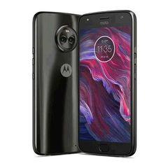 Motorola Moto X4 SINGLE černý