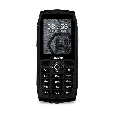 MyPhone Hammer 3 DUAL černý