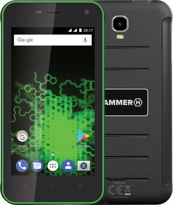 MyPhone Hammer Active DUAL zelený