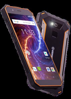 MyPhone Hammer Energy 18x9 LTE černý