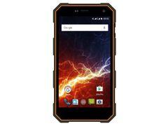 MyPhone Hammer Energy LTE oranžovo-černý