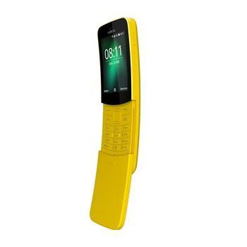 Nokia 8110 4G DUAL žlutý