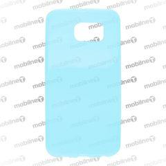 Puzdro gumené Samsung G920 Galaxy S6 svetlomodré