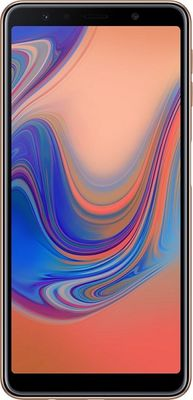 Samsung A750 Galaxy A7 DUAL zlatý