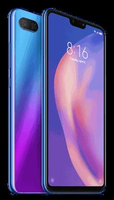 Xiaomi Mi 8 Lite 64GB modrý