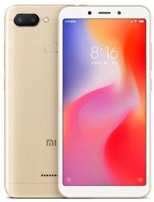 Xiaomi Redmi 6 3+32GB zlatý